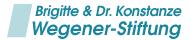 Brigitte und Dr. Konstanze Wegener-Stiftung